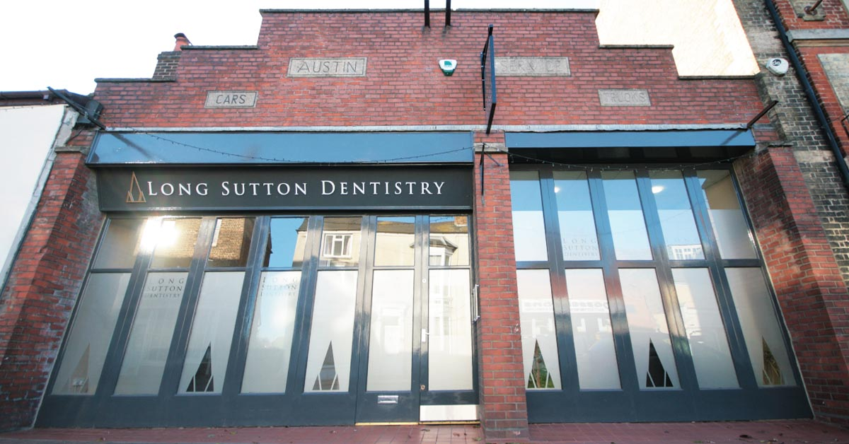 long sutton dental practice five years
