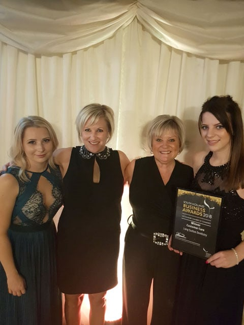 dentist awards in lincolnshire