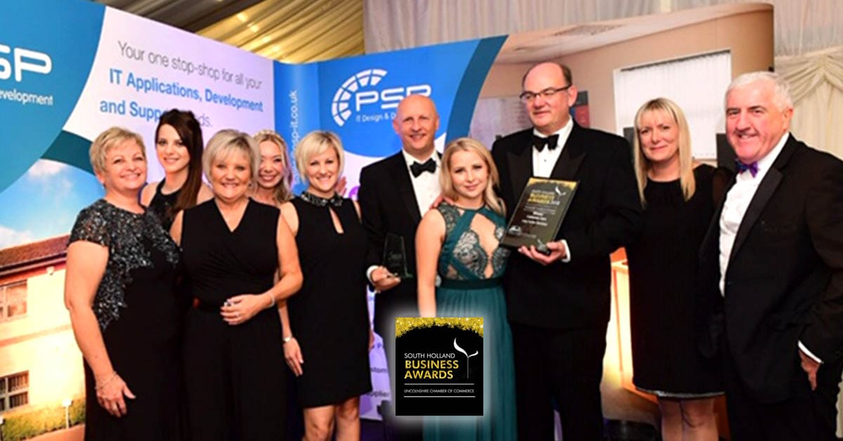 south holland business awards dentist
