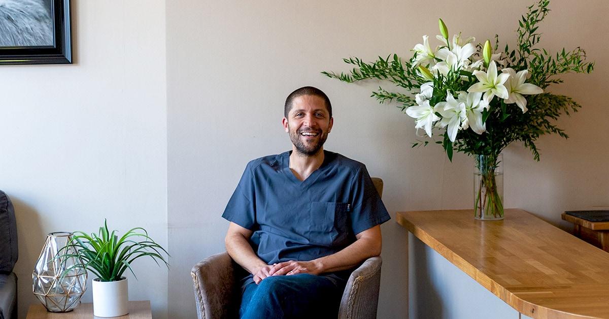 gianluca monaco dentist in lincolnshire